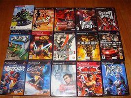 Comment nettoyer un jeu PS2