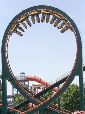 Types de roues Roller Coaster