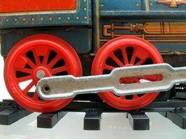 Comment stocker Trains Thomas