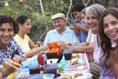 Idées pour une 70e Réunion de famille
