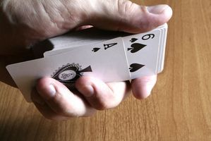 Tricks avec des cartes pour les enfants