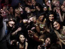 Les effets sociologiques des adolescentes Boire