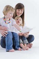 Début Liste de lecture Word pour maternelles