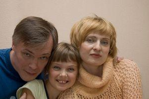 Idées famille Posant pour Portraits