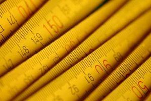 Comment lire une métrique Règle dans Quarters