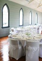 Arrangements de sièges appropriés pour les réceptions de mariage