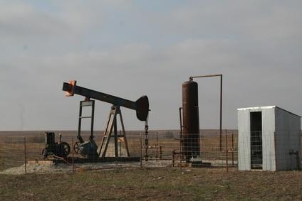 Oil comme une ressource non renouvelable