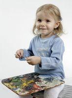 Activités créatives Art pour tout-petits
