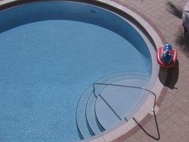 Comment calculer Gallons dans une piscine ronde