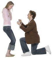 Idées pour quelqu'un demander de vous marier