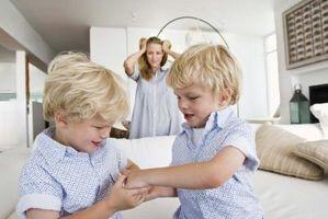 Que faire quand frères et sœurs Quarrel