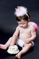 Idées cadeaux pour le premier anniversaire d'un bébé fille