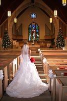 Idées de couleur pour un mariage d'hiver