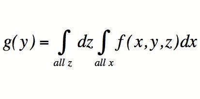 Théorie de la fonction de densité