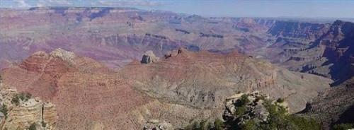 Quel processus a formé le Grand Canyon?