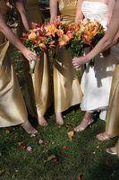 Les Jeux de demoiselles d'honneur pour la nuit avant le mariage