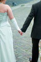 Romantique mariage aux Etats-Unis