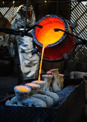 Comment faire un moule pour un moulage en bronze
