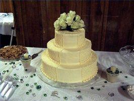Comment planifier un gâteau de mariage de dégustation