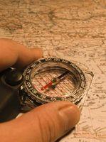 Qu'est-ce un compas magnétique?