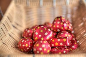 Paniers cadeau de Saint Valentin pour les enfants
