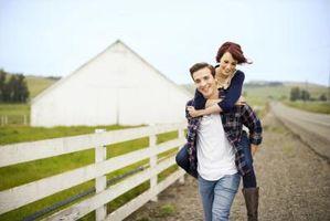Comment planifier un mariage Barn Simple
