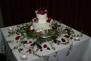 Réception de mariage Check List