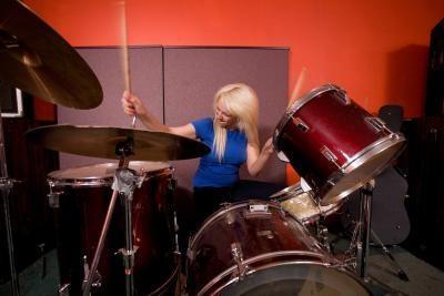 La meilleure façon de nettoyer Chrome sur Old Drums
