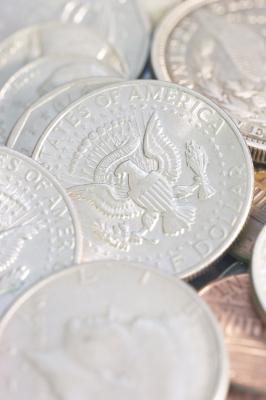 Comment faire un demi-dollar pièce en argent Anneau