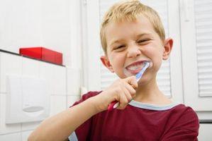 Comment Stériliser une brosse à dents