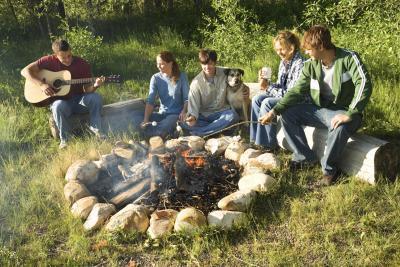 Christian Campfire Games