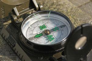Comment régler un compas magnétique