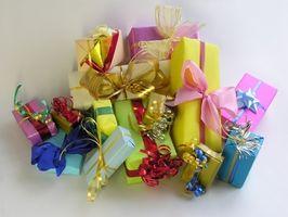 Grands cadeaux faits maison pour les parents