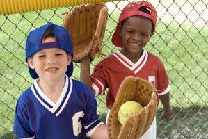Idées pour Baseball Banquets Kids
