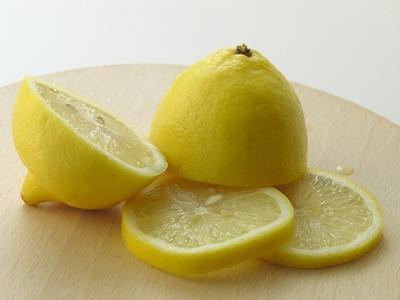 Les utilisations industrielles de jus de citron