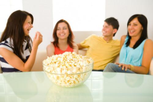 Comment faire Halloween Popcorn