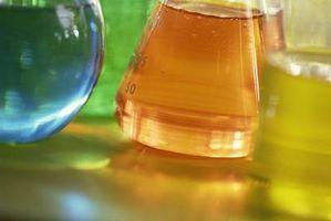 Caractéristiques des solutions acides