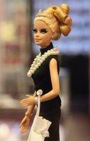 Barbies des années 1950