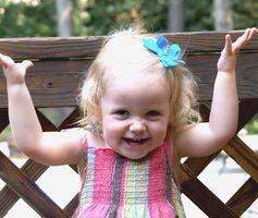 Étapes physiques du développement chez les enfants