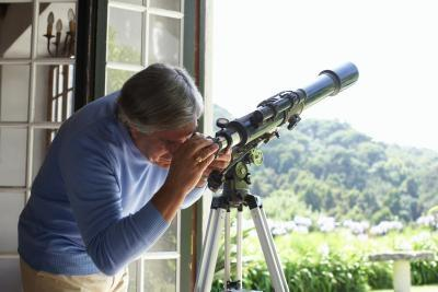 Comment régler la vue sur un télescope