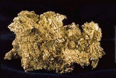 Comment le mercure utilisé pour purifier l'or?
