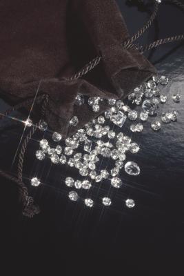 Différence entre un diamant Fracture & une puce