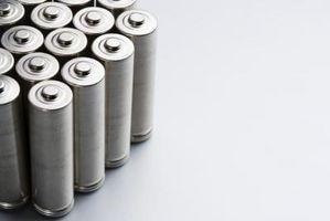 Comment tester une batterie rechargeable