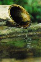 Comment faire une pipe en bois pour le transport de l'eau