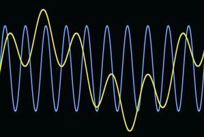 Comment calculer la vitesse d'un P-Wave