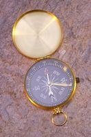 Comment faire un compas magnétique minuscule