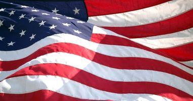 Comment faire pour afficher le drapeau sur Veterans Day
