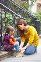 Comment faire pour obtenir les enfants confortable à l'étape Familles