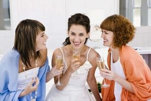 Conseils Etiquette pour Douches de mariage