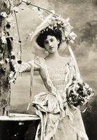 Description 1870 Robes de mariée